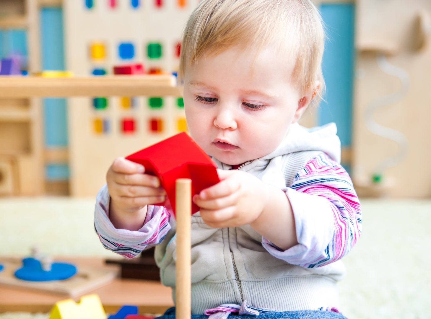 Toddler Development Toys : What is attention span in your toddler and how to improve it