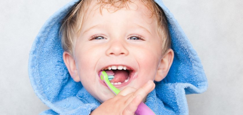 Helping Your Toddlers with Their First Dental Care Issues